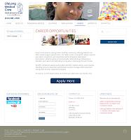 LifeLongMedical iRecruit Career Page