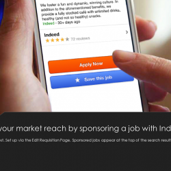 Sponsor Job on Indeed