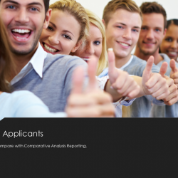 compare Applicants Side by Side