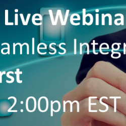 Verified First Webinar June