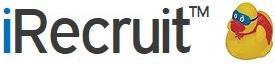 iRecruit Logo with Duck