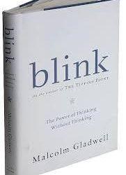 blink malcom gladwell