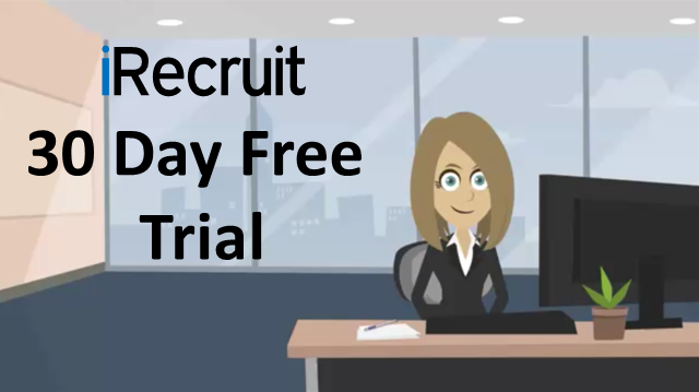 iRecruit ATS 30 Day Free Trial Offer