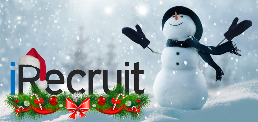 iRecruit December Newsletter