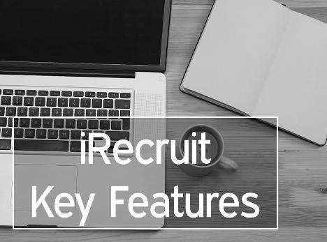 iRecruit ATS Key Features