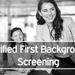 Verified First Background Screening