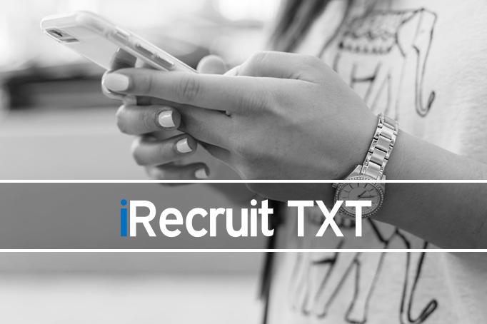 iRecruit Text TXT